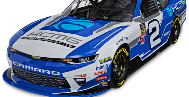 KCMG Expands Relationship with Richard Childress Racing