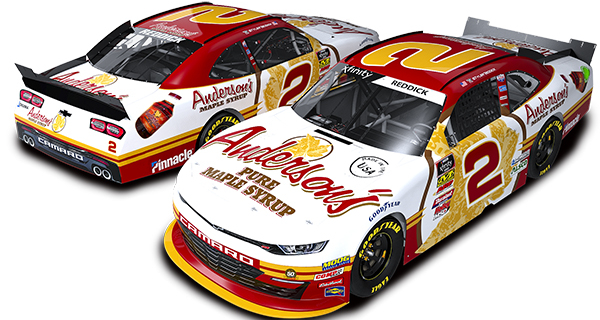 Anderson's Maple Syrup Extends Partnership with RCR