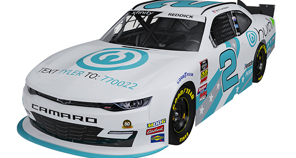 Hurdl Joins RCR, Tyler Reddick for 2019 NASCAR Xfinity Series Season