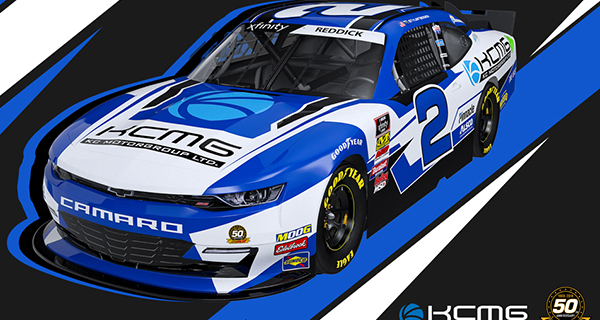 KCMG Continues Partnership with Richard Childress Racing into 2019