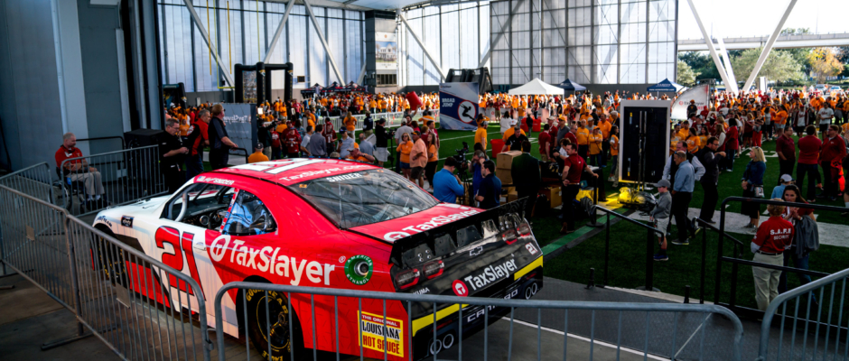 RCR Welcomes TaxSlayer as NASCAR Xfinity Series No. 21 Primary Partner in 2020
