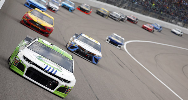NASCAR Announces Next Installment in Return to Racing Schedule