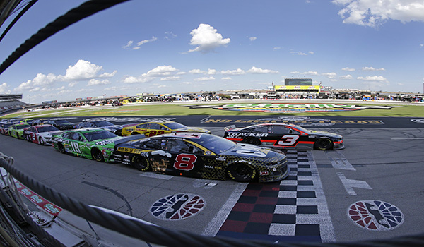 How Austin Dillon's Texas win was set in motion 1,100 miles away