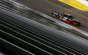Austin Dillon charges to another top-five finish