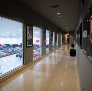 A Glimpse into what the RCR Partnership Marketing Team is Doing during NASCAR's Off-Season