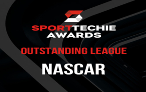 NASCAR is SportTechie's 2020 League of the Year