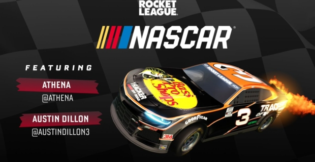 Richard Childress Racing utilizes Rocket League and iRacing to interact with important younger demographic