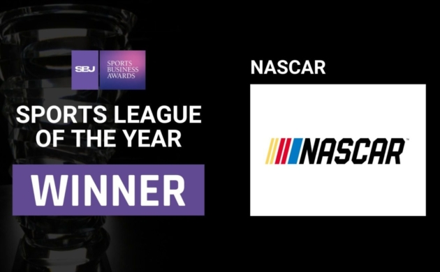 SBJ names NASCAR Sports League of the Year